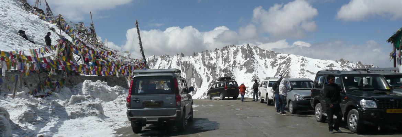 Jeep Safari Monastery and Nubra Valley