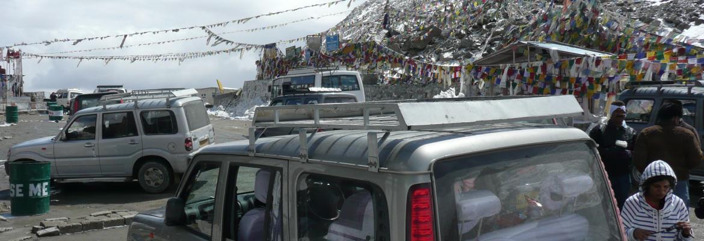 Jeep tour Himalaya