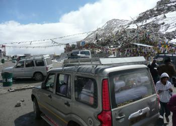 Jeep tour Himalaya