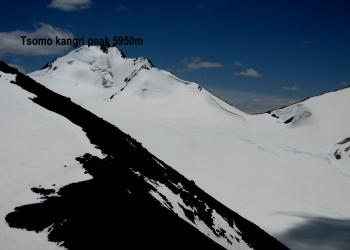 Tso Mo Kangri Peak Expedition 5850 m