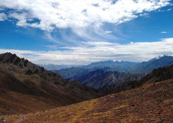 Juk Thak To Phuktal-Padum Trek