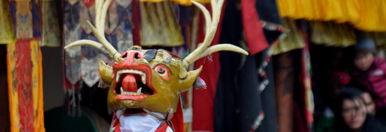 winter-monastery-festival -tour himalaya-ladakh